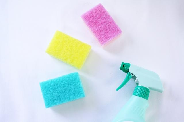 今日から大掃除!まずはお洗濯と床ふきからはじめています