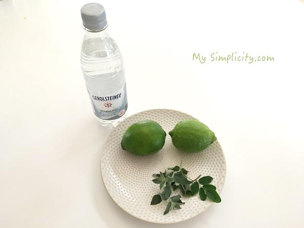 あつい夏は炭酸水+レモンかライム!ビタミンC豊富で肝臓からの解毒を助け美容と健康に