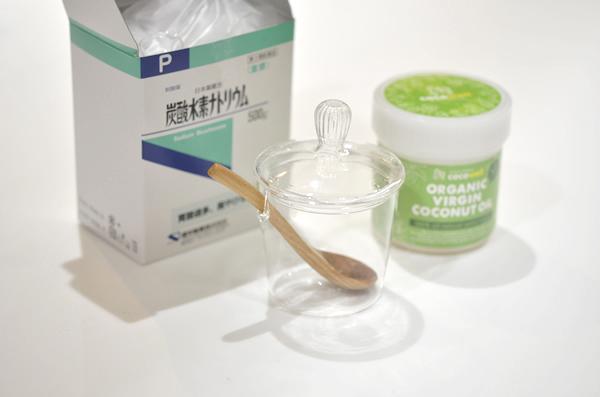 お口の中が清潔になって常在菌バランスがよくなる、手作り歯磨き粉は口臭予防にも!