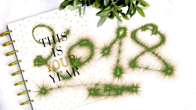 来る年もミニマリストで行こう!来年を表す漢字一文字はコレ