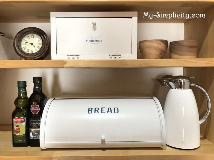我が家のパントリーにある常備食材を紹介します!暮らしブログリレー